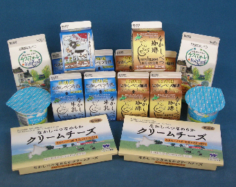 酪農王国・なかしべつ乳製品セット